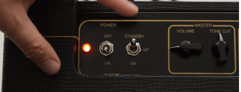 VOX Custom Series AC15C1 Demo (2 of 2)