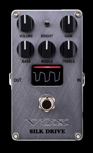 VOX Silk Drive pedal
